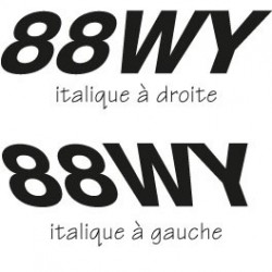 Texte italique ULM