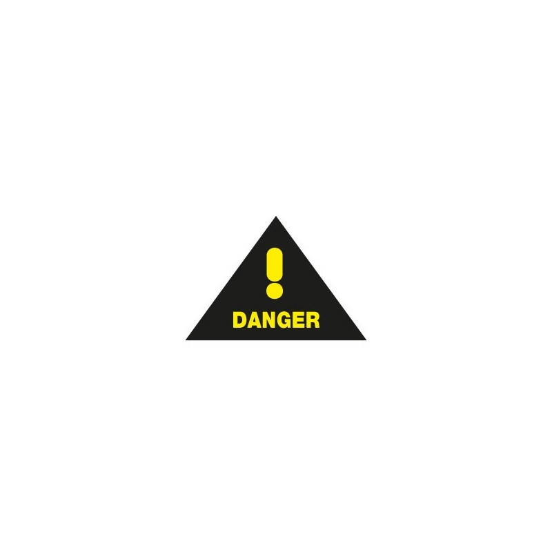 Danger triangle
