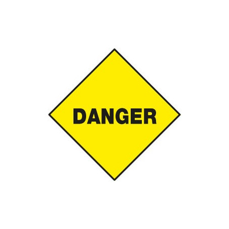 Danger losange