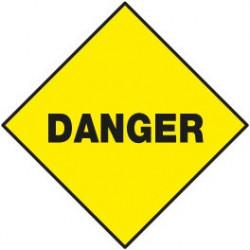 Danger siege éjectable